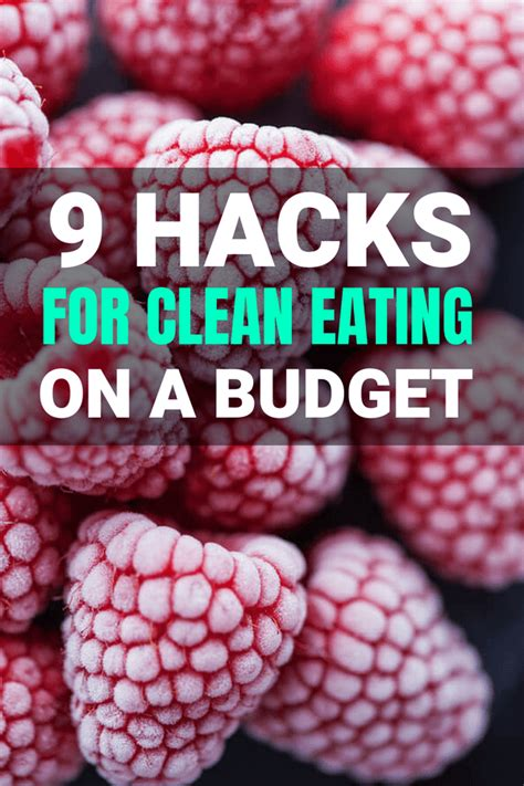 easy hacks  clean eating   budget spices greens