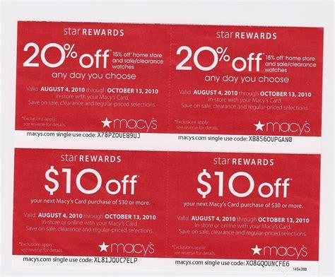 printable coupons macy s coupons