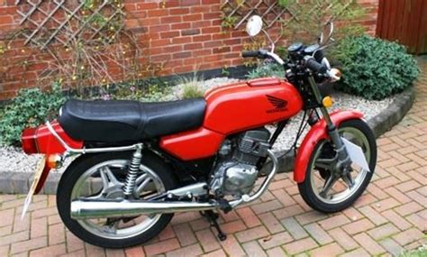 Bike of the Day: 1980 Honda CB125 Twin   MCN