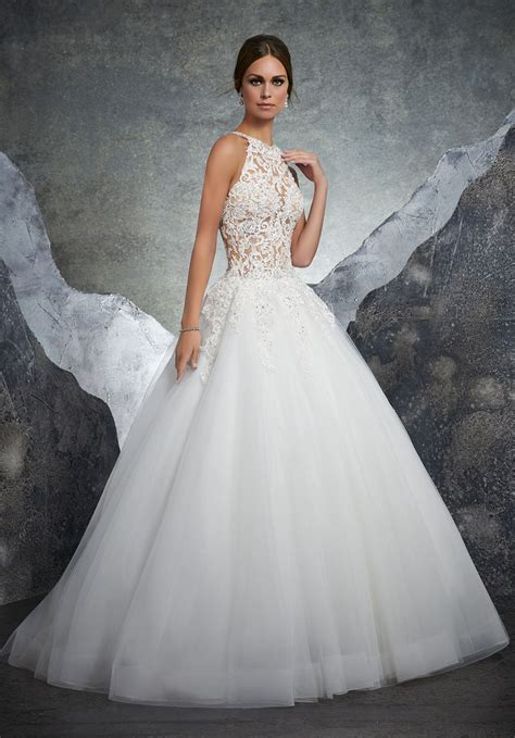 Wedding Dresses Pic by Mori Style 5608 Dress Madamebridal