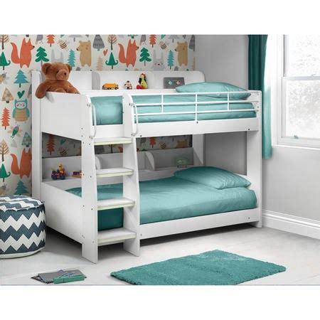 julian bowen domino bunk bed white bunk beds kids beds julian bowen domino white bunk bed furniture123