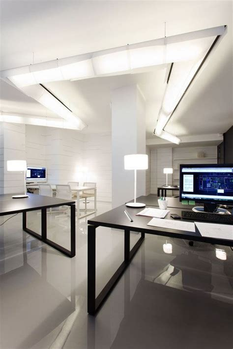 modern sleek design sleek modern office h for home pinterest