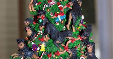 rottweiler tree retired danbury mint rottweiler tree donated by kodi s club rescue