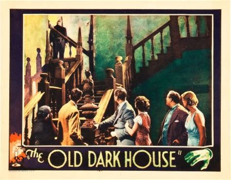 the old dark house 1932 83201 the old dark house universal 1932 lobby card lot 83201