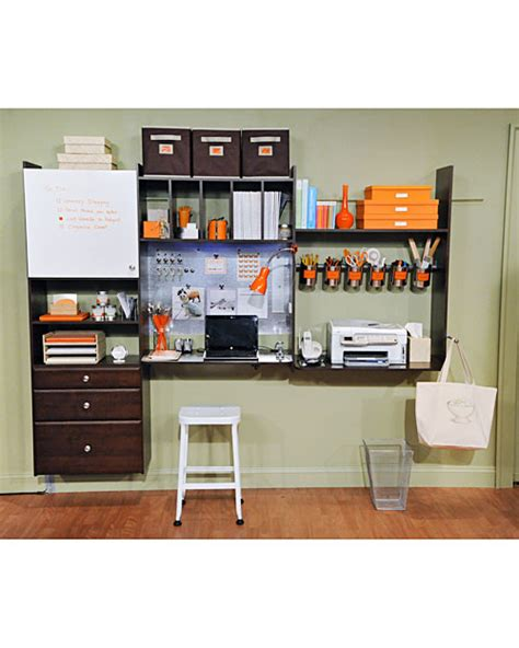 home office organization martha stewart