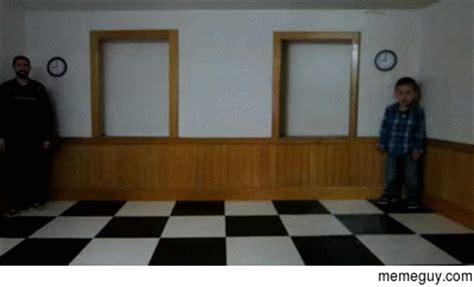 The Ames Room by The Ames Room Meme