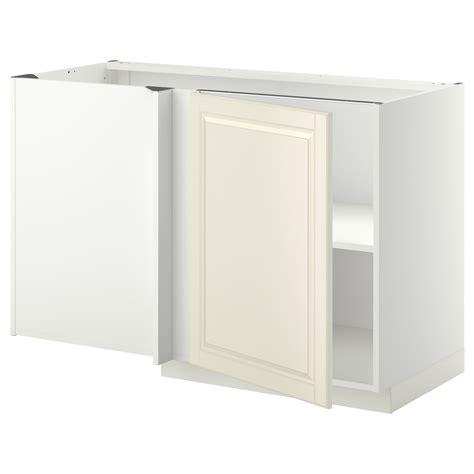 ikea cabinet shelf metod corner base cabinet with shelf white bodbyn off