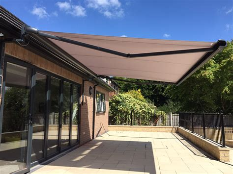 terrace awning retractable patio awnings gallery samson awnings