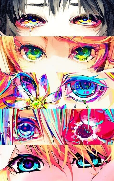 25 best ideas about anime eyes on pinterest awesome