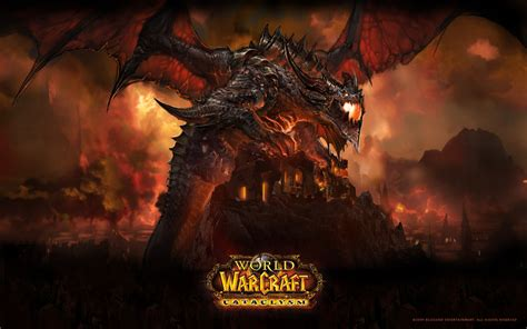 world of warcraft cataclysm wallpapers in hd