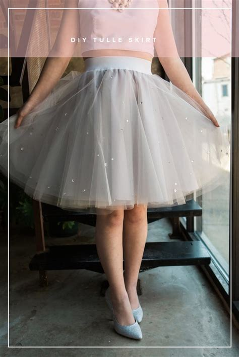 How To Make A Tulle by Diy Tulle Skirt 183 Ruffled