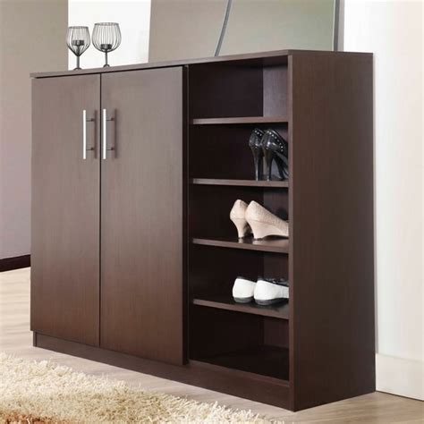 furniture of america westgate oversize shoe multi purpose cabinet free shipping today