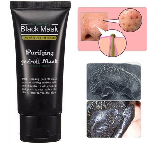 Eco Friendly Diy Products black mask blackhead remover life changing products