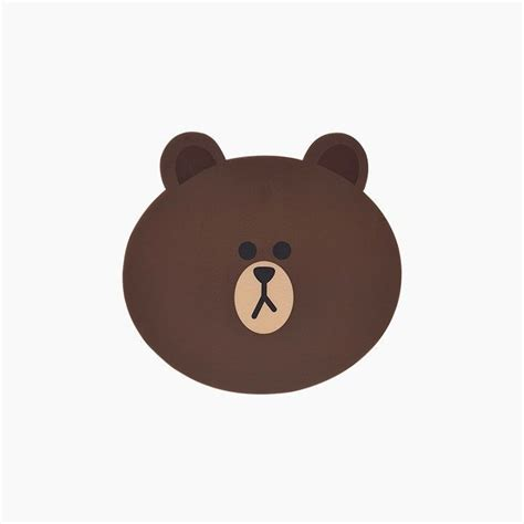 Line Friends Brown 1000 images about line friends character on