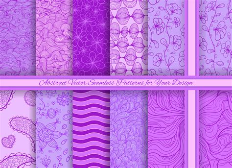 abstract pattern photoshop free download 15 purple floral patterns flower patterns freecreatives