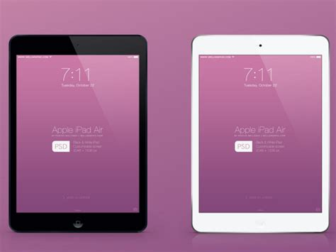 117 free tablet mockups psd creativetemplate creative