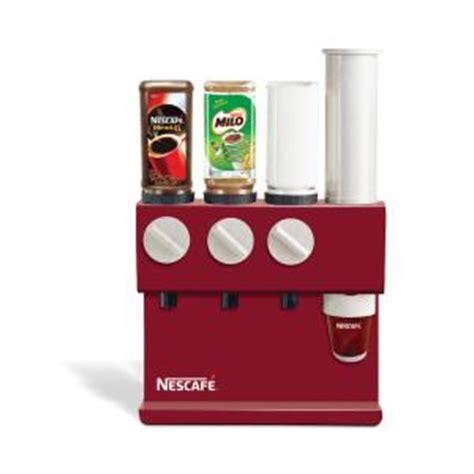 Dispenser Milo nescafe beverage dispenser 3 jar starter pack wall mountable staples au