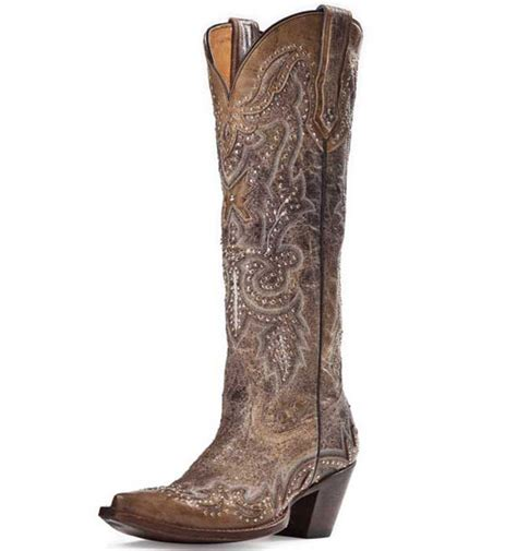 Johnny Ringo 15 Quot Tall Cowgirl Boots From Sagrada