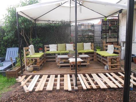 Small Backyard Decks Patios Diy Pallet Patio Furniture Pallet Deck 101 Pallet Ideas