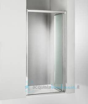 porta doccia 90 cm porta doccia soffietto 90 cm opaco