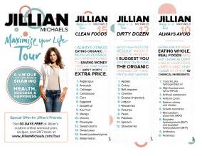 i only eat healthy food and i only want by jillian like success