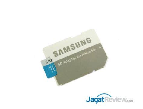 Microsd Untuk Smartphone review samsung microsdhc 16gb class 6 ideal untuk