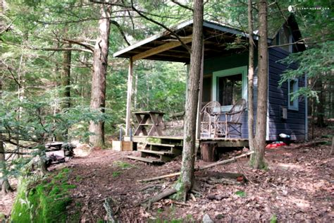 Cabin Near Nyc by Charming Cabin In The Woods Near Woodstock New York