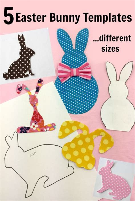 pin easter bunny patterns my on pinterest best 25 applique templates free ideas on pinterest