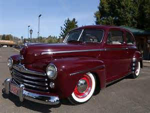 1948 Ford Deluxe 1948 Ford Deluxe 2 Door Sedan 265 V8 T10 5 Speed