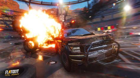Flatout 4 Total Insanity Reg 2 Ps4 test flatout 4 total insanity sur ps4 actu automobile
