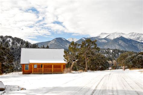 Mt Princeton Cabins by Cabins For Rent At Mount Princeton Springs Resort