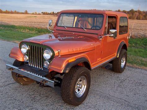 Rudys Jeeps Rudy S Classic Jeeps Llc 36 000 Original Mile 1982