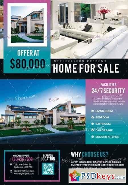 real estate brochure templates psd free real estate psd flyer template 16 187 free photoshop vector stock image via torrent