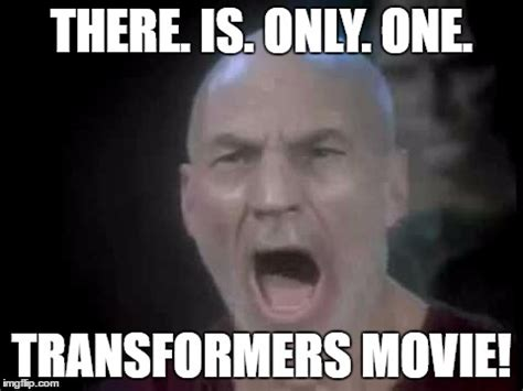 Every Meme Ever - every real true transformers fan ever imgflip