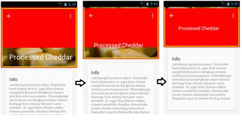 toolbar layout height android how to disable scrolling of nestedscrollview