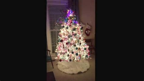 mixing white and colored lights on tree tree colorful lights decoratingspecial com