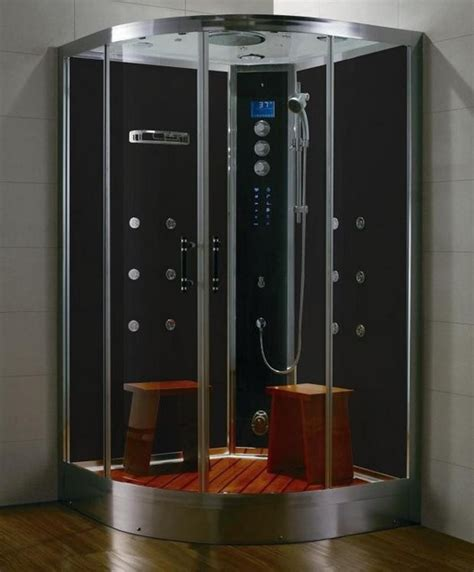 steam planet 48 x 48 two person steam shower ws 102
