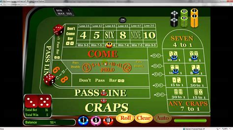 Best Way To Win Money At Craps - how to play and win at craps in the casino youtube