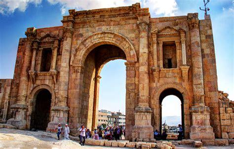 jerash uma cidade romana na jord 226 nia