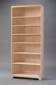 Solid Pine Bookshelves Hoot Judkins Furniture San Francisco San Jose Bay Area Jc