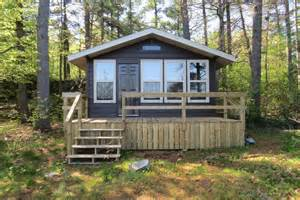 Cottages For Sale Charleston Lake by Pines Cabin At Charleston Lake Roofed