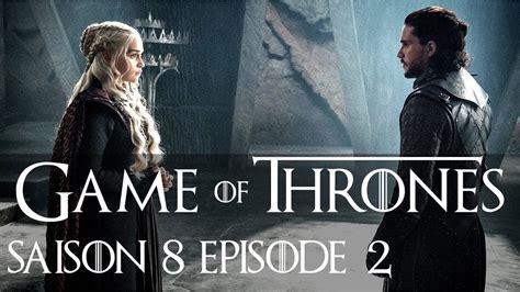 game of thrones saison 1 episode 8 streaming francais