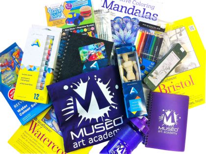 Where Can I Buy Academy Gift Cards - holiday gift packs museo art academy