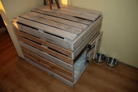 build dog house from pallets upcycled this pallet dog house pallet furniture