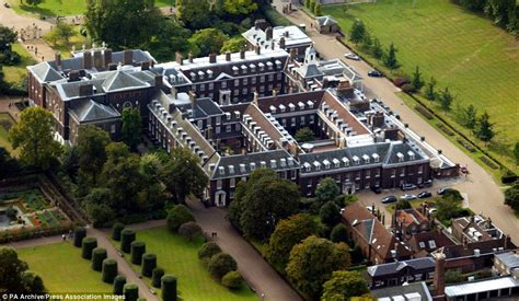 kensignton palace kate middleton and prince william s new home tour of