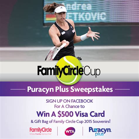 Family Circle Sweepstakes - puracyn 174 plus family circle cup sweepstakes