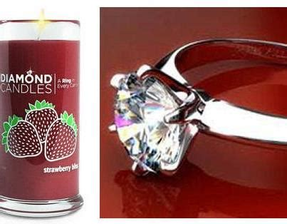 Diamond Candle Giveaway - diamond candles giveaway finger click saver