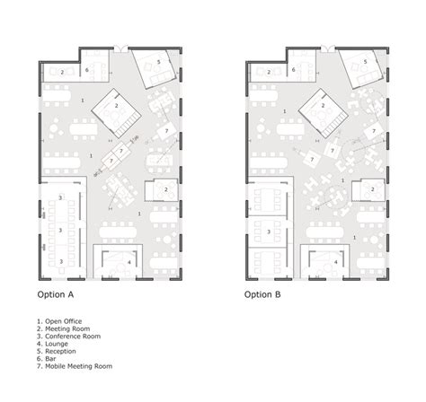 architect office plan layout house parts office people s architecture office archdaily