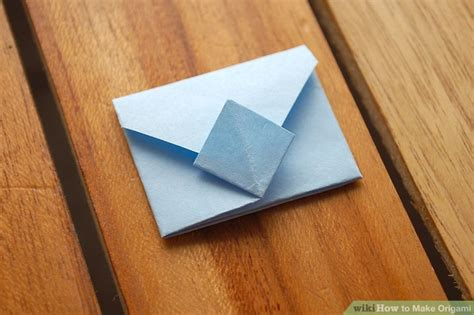Fold Paper Envelope - how to make origami for beginners flowers animals and more