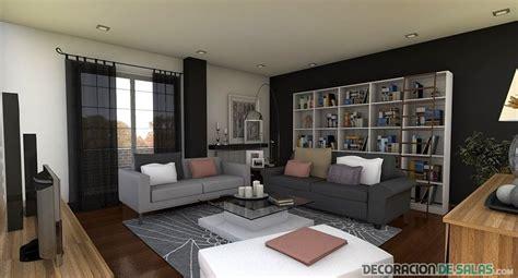 decorar salon comedor de 25 metros cuadrados decorar salones cuadrados muy modernos